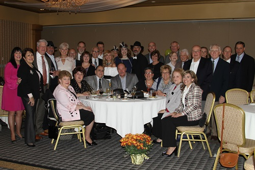 Outreach—Center for Community Resources presented the 2018 Might Oak Award on Oct. 25 at the Radisson.  The honorees are Chris DiMattio and the Falzett Family.